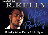 After Party Club Flyer Design - R Kelly